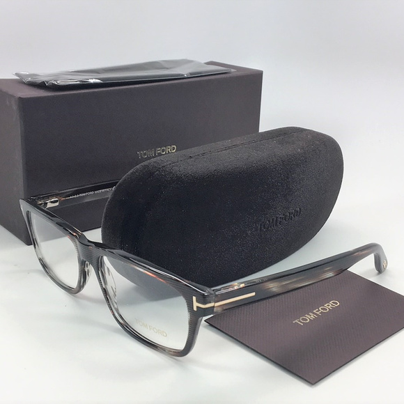 05e9208fba Tom Ford TF5320 V 020 Marple Stripes   Demo Lens
